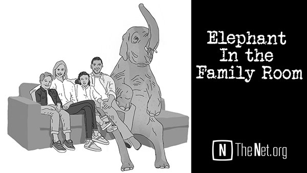Elephant In The Family Room – Trust