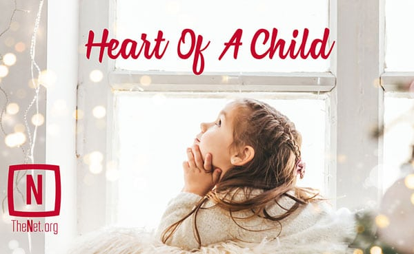 Heart of a Child – Jesus