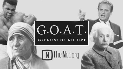G.O.A.T – Muhammad Ali
